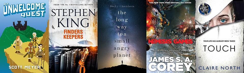 2015 Half-Year Reading Update